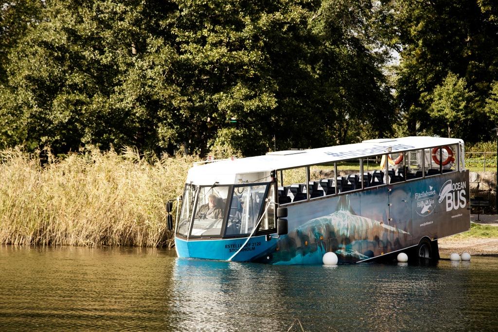 Bussbåt Båt ocean bus